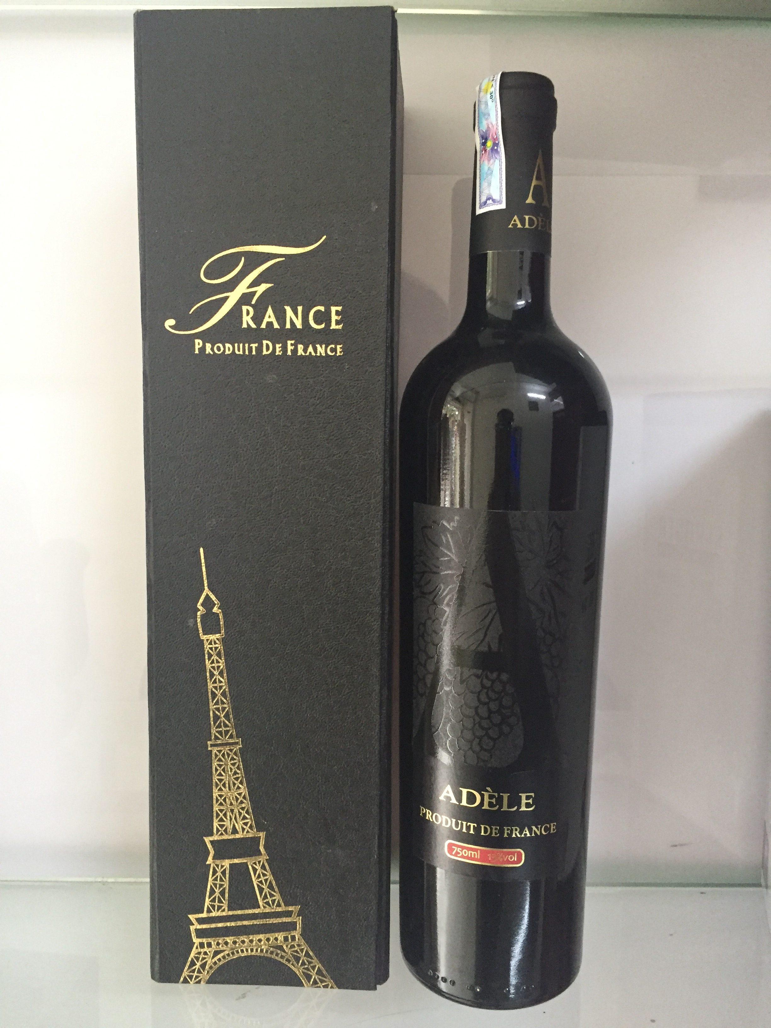 Vang Ngọt Pháp